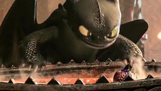 Baby Dragon vs Toothless - HOW TO TRAIN YOUR DRAGON 3 TV Spot Trailer (2019) thumbnail
