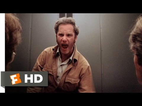 Close Encounters of the Third Kind (5/8) Movie CLIP - Who Are You People? (1977) HD