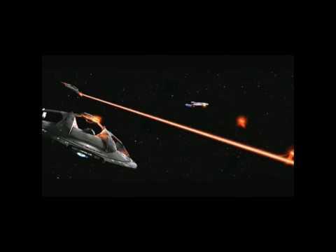Star Trek first contact sector 001 battle sound FX extended