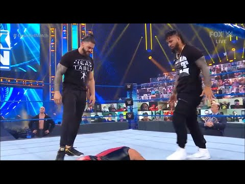 Download WWE SMACKDOWN January 8 2021 FULL SHOW WWE SMACKDOWN 1/8/21