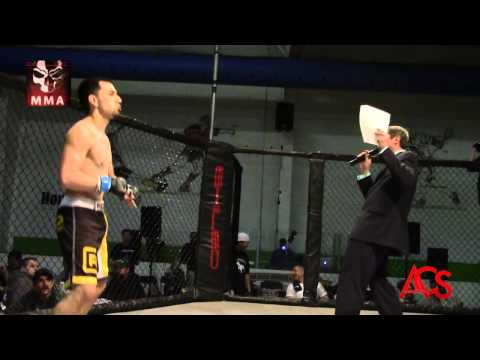 "ACSLIVE.TV Presents Exiled MMA ""ANARCHY"" Randy Danevan Vs. Hime Mata"