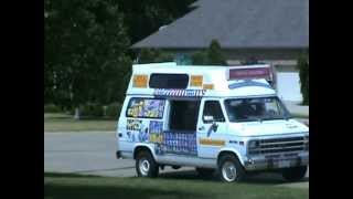 Charlie meets the Ice Cream Truck Again!!  No kids around, only him:)