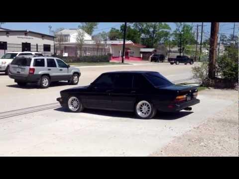 BMW E28 M5 Black/Black
