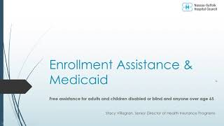 PMLIB | Enrollment & Medİcaid for the Aged, Blind, and Disabled
