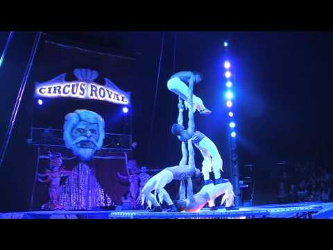 TIKI est le sponsor officiel de la Royal Circus
