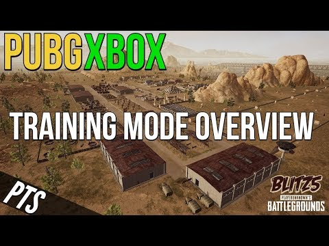 pubg:-training-mode-overview-(now-on-xbox-&-ps4)