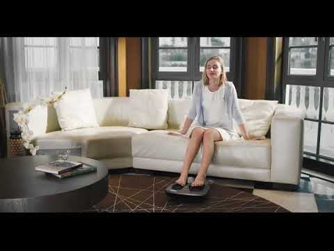 Amazon com Naipo Shiatsu Foot Massager with Heat Deep Kneading Shiatsu Therapy Feet Massager  Reliev