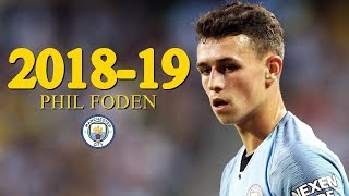 """Phil Foden """"Put A Date On It"""" 2018/2019 Skills Goals Assists Passing Dribbling and more"""