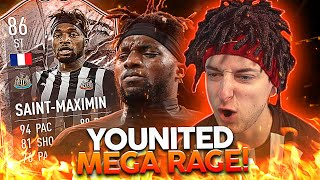 FIFA 21: YOUNITED FUTURE SAINT-MAXIMIN #4  MEGA RAGE | Pain