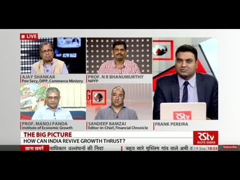 The Big Picture - How can India revive growth thrust?