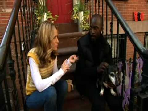 Talk Stoop with Michael Kenneth WIlliams aka Omar from the Wire  As Seen on New York NonStop
