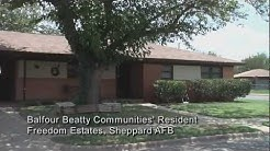 Sheppard AFB Homes - Freedom Estates