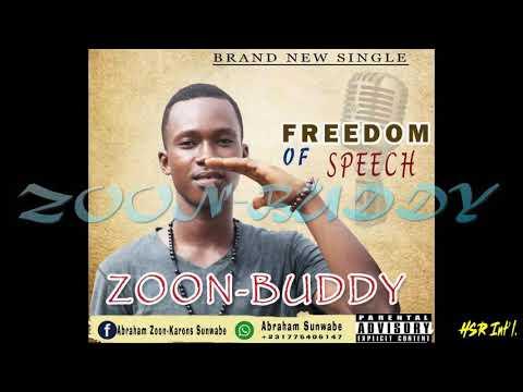 (Liberian Music 2018) Zoon-Buddy-freedom of speech