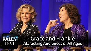 Grace and Frankie - Attracting Audiences of All Ages