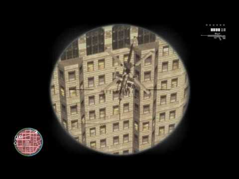 GTA IV Cops Suck With Helicopters...
