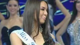 """Binibining Pilipinas 2010 top10, """"Dingdong Dantes"""""""