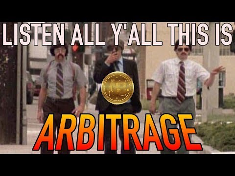 Arbitrage Trading Cryptocurrency To Make A Profit In Any Market