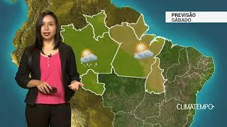 Previsão Norte – Sol forte em várias áreas