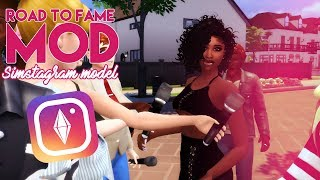 THE SIMS 4 LIVESTREAM // CELEBRITY MOD // ROAD TO FAME