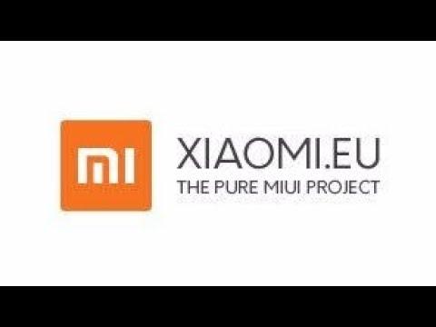 Rom Xiaomi EU 10.3.7.0 Pocophone F1