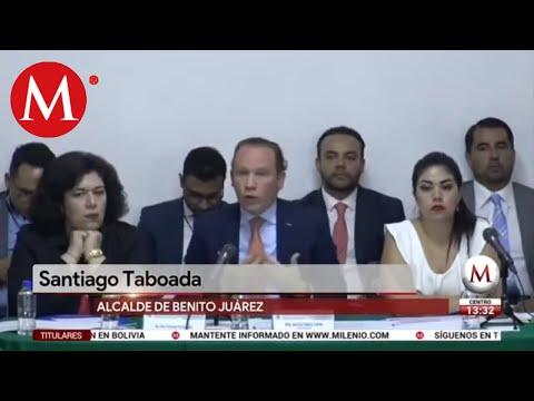 'Benito Juárez Merece Más Recursos': Santiago Taboada