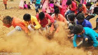 बम बम भोले भोले // ले नाच मारी नर्मदा // Adivasi Boys Dance ( Pagal panti ) // Arjun R Meda