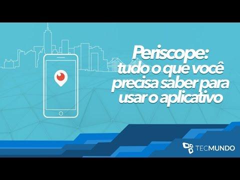 Periscope: tudo o que você precisa saber para usar o app - TecMundo