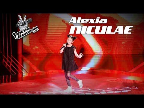 Alexia Nicuale - Evil Like Me | Auditiile pe nevazute | VRJ 2017