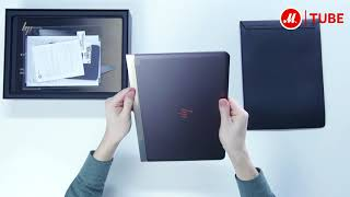 Распаковка ноутбука HP Spectre 13-v006ur