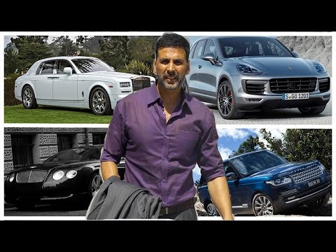 Akshay Kumar Car and Bike Collection - Bollywood * Superstar * Khiladi * Akshay Kumar Cars and Bikes