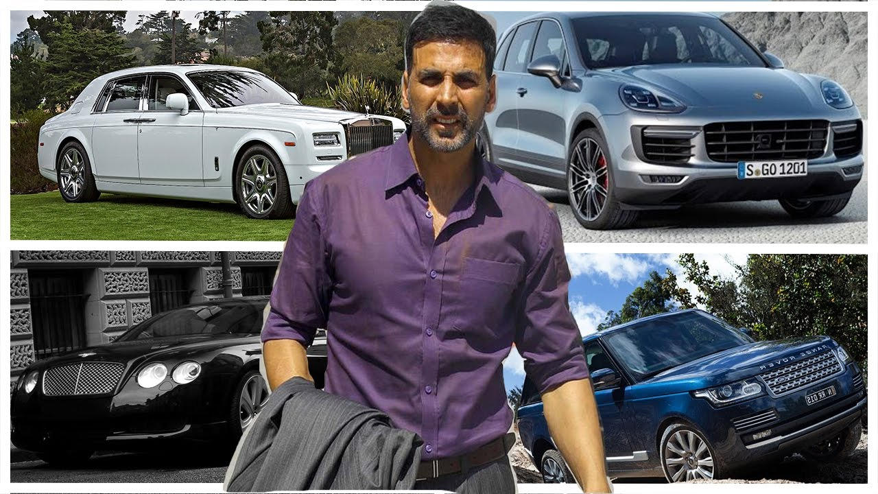 Akshay Kumar Car And Bike Collection Bollywood Superstar