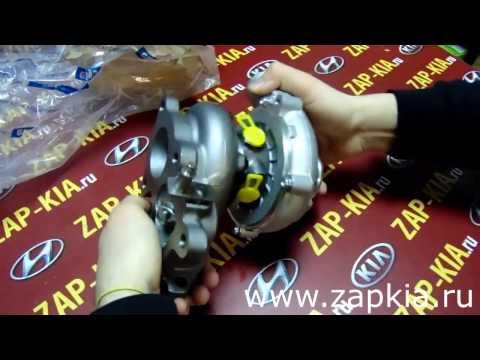 Турбина Hyundai Porter Хендай Портер 2.5 28200-4B160 28200-4B151