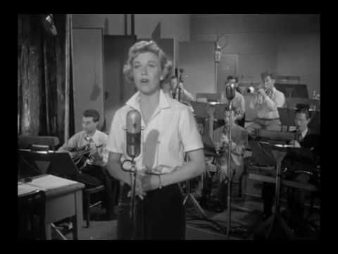 Doris Day and Kirk Douglas -