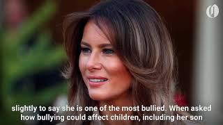 Melania Trump says