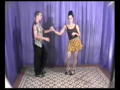 Видео-уроки сальсы от кубинцев - Salsa a la Cubana, часть 1