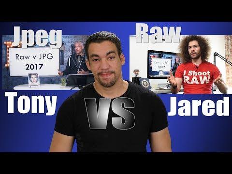 Jpeg vs raw   Jared vs Tony - My Comments