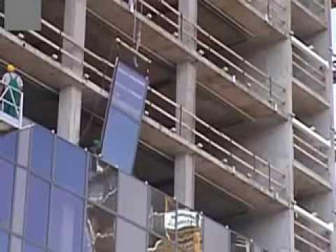 🏘 Стеклянный светоблокирующий фасад: умная регулировка света и тепла