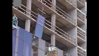 Технология фасадного остекления зданий (элементный фасад)(В компании ООО