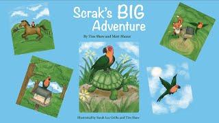 Turtle Dance Music - Scrak's Big Adventure!