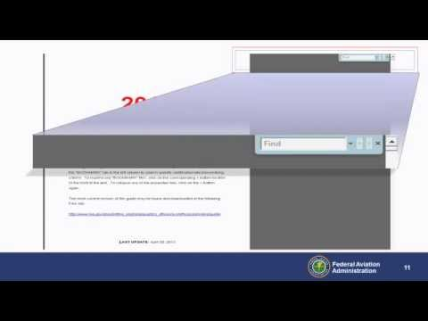 Aviation Medical Examiner Guide Updates