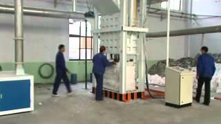 Оборудование для переработки текстильных отходов(YKT200 гидрапресс sales05@nsxchina.com lvaijiang@mail.ru SKYPE: lvpaopao1974 +8613911539232., 2015-04-28T04:21:33.000Z)