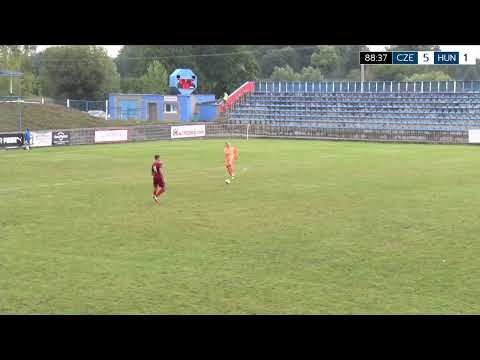 Česká republika U18 - Maďarsko U18