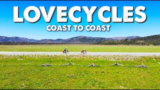 Cycling Coast to Coast On The Backroads of America-LoveCycles