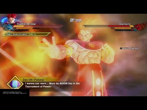 Dragon Ball Xenoverse 2 My Fights With IkariSaint- |