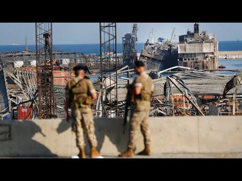 لبنان: المدير العام لمرفأ بيروت ضمن 16 شخصا احتجزوا في إطار التحقيق في الانفجار  - نشر قبل 3 ساعة