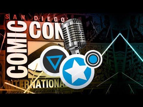 San Diego Comic Con 2017 / News | Fakten | Highlights | Vorschau - Radio NerdStar