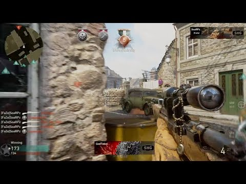SoaR: Our First WWII Teamtage! (WW2 Sniping Teamtage)