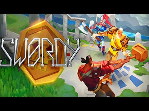 [Early Access] SWORDY || Local Multiplayer Physics-based Arena Fighting Game