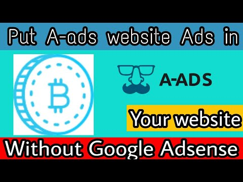 A-ads How To Make Money By Website