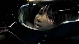 Final Fantasy VIII - Rinoa Drifts through Space, her oxygen runs out!
